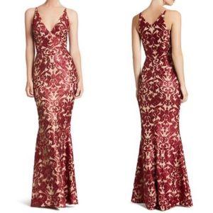 Dress the Population - Karen Sequin Gown